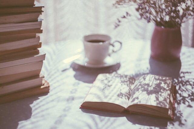 Books and Plant via Freestocks on Unsplash