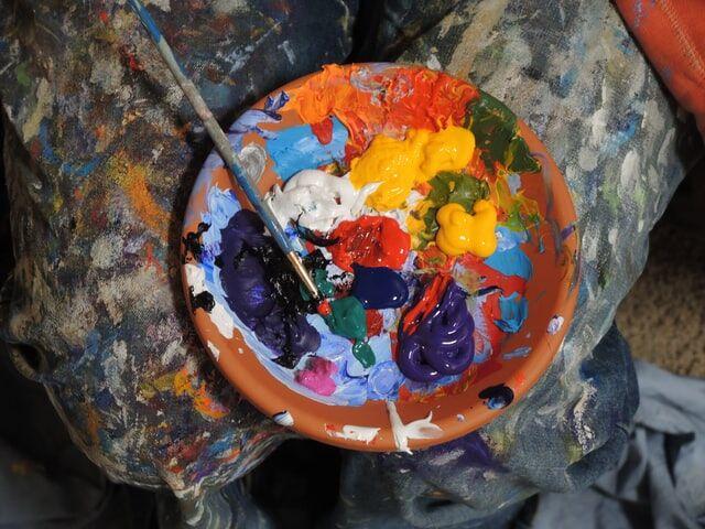 Paint by Mike Petrucci via Unsplash